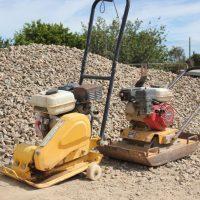Wacker equipment