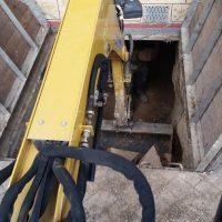 Tight Access dig