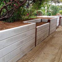 Cement Retaining Walls